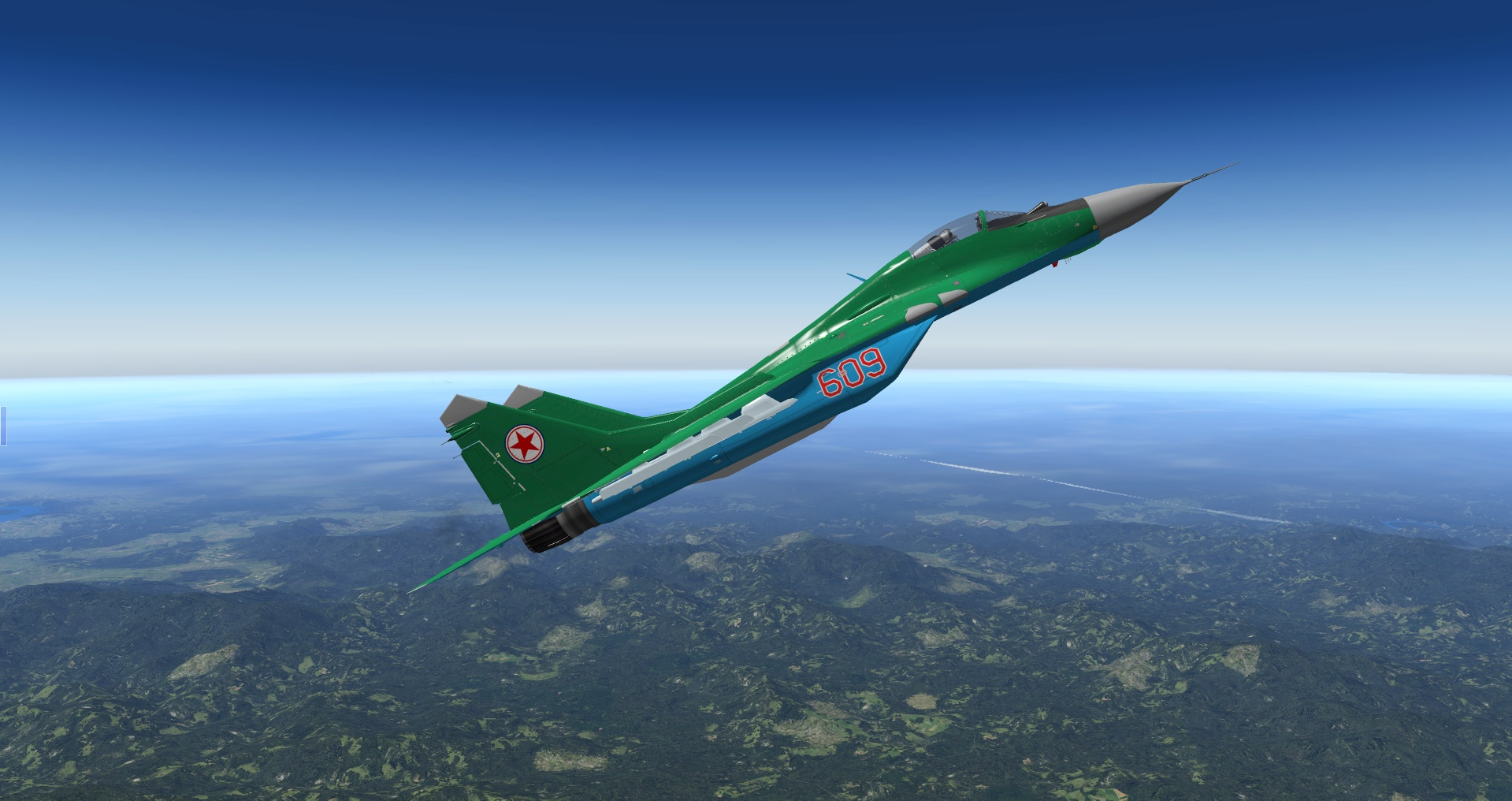 Korean People's Air Force for colimata MiG-29 - Others - AEROSOFT