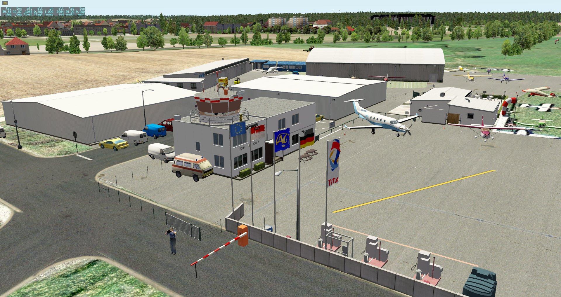 Herzogenaurach Flughafen