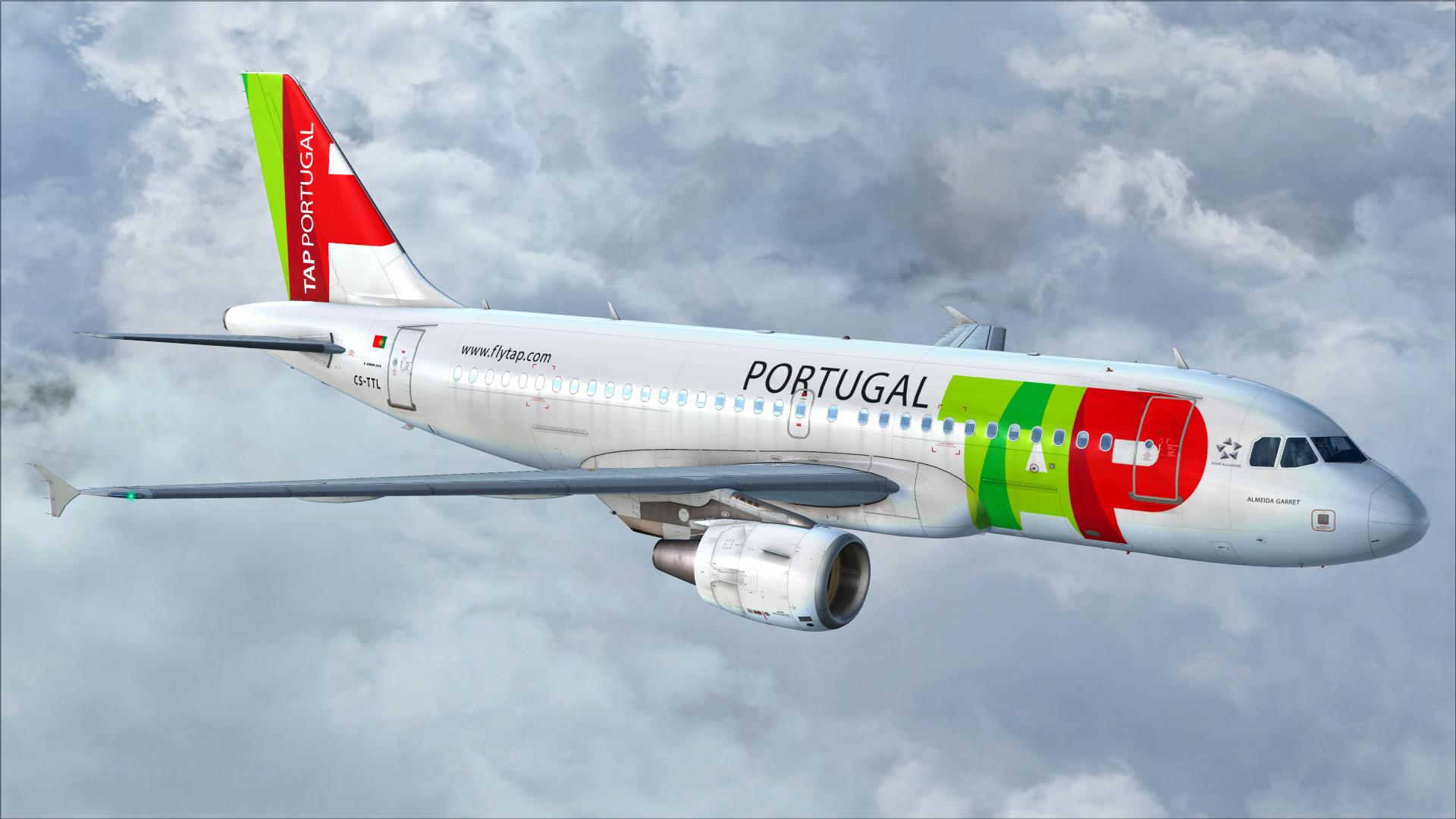 My A318/319 Liveries - SimHQ Forums