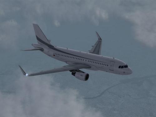 airbus a319 cfm acj d-alex sharklets  a319