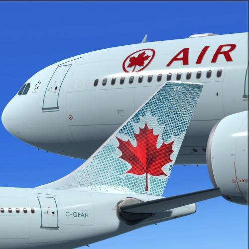 Air Canada C-GFAH A330-300 RR