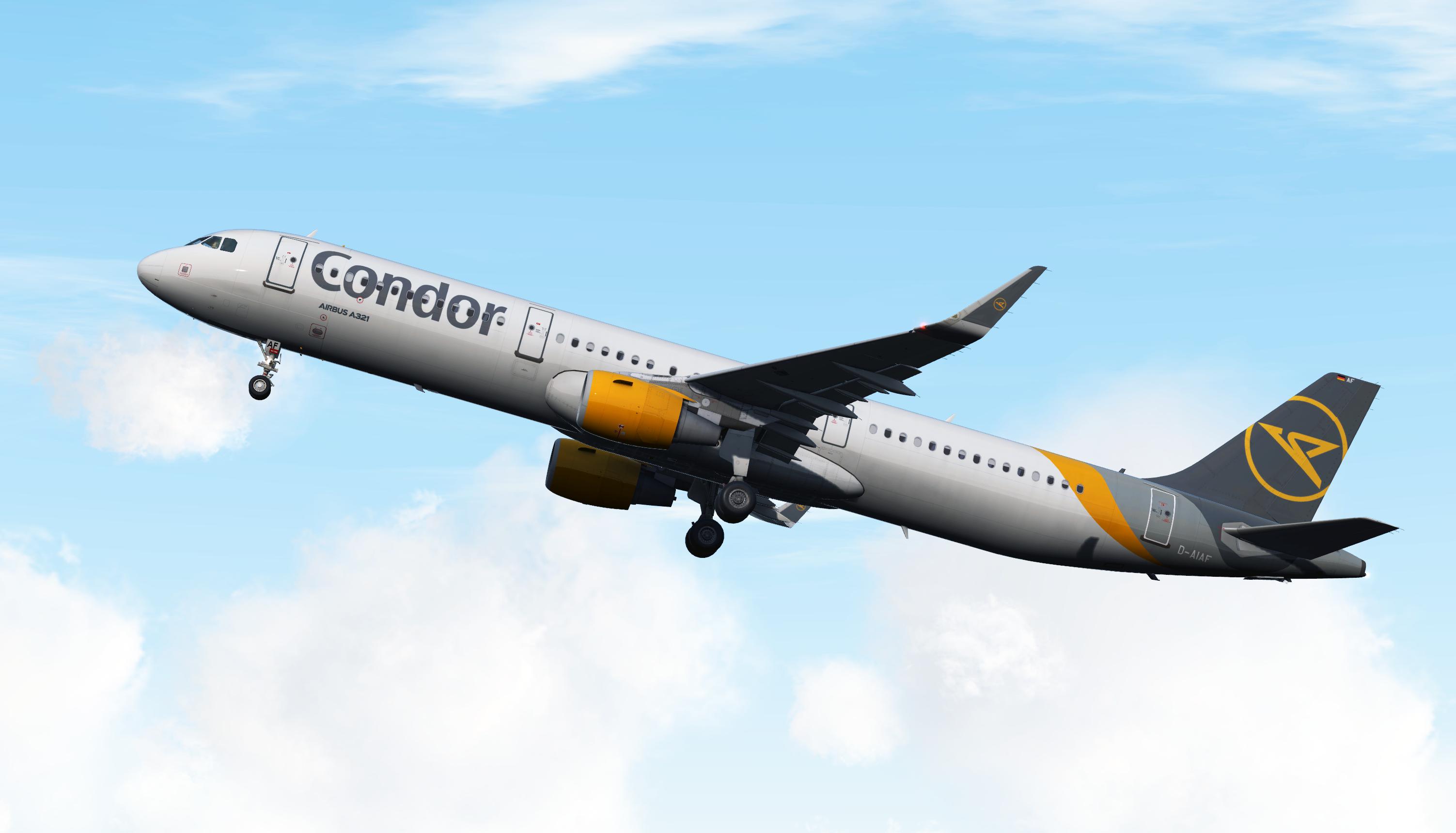 Condor 2020 D-AIAF