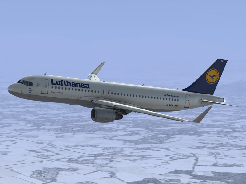 how to change frequency airbus a320 fsx