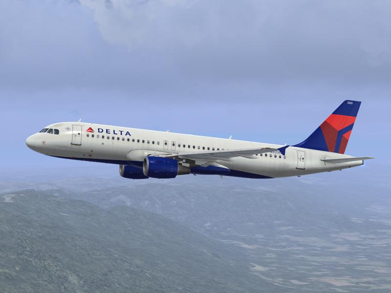 Airbus A320 CFM Delta Air Lines N333NW - Airbus A320/A321
