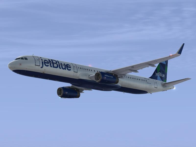 Airbus A321 NEO jetBlue N903JB - Airbus A320/A321 liveries