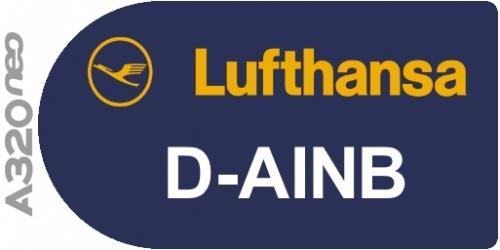 Screenshot for Lufthansa Airbus A320-271N Neo D-AINB
