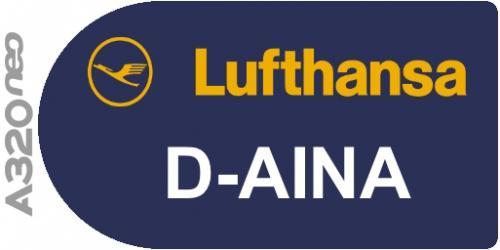 Screenshot for Lufthansa Airbus A320-271N Neo D-AINA
