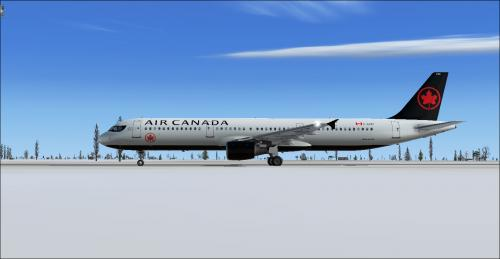 Air Canada C-GJWI New Livery HD - Airbus A320/A321 liveries