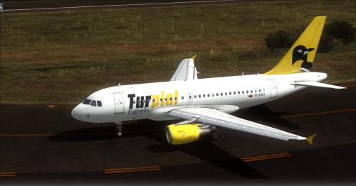Screenshot for Airbus A318 CFM Turpial Express YV1801.