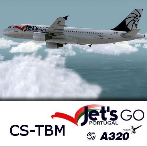 Screenshot for A320 Jet's Go Portugal CS-TBM (version 2017)