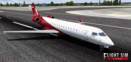 Aerosoft CRJ liveries - AEROSOFT COMMUNITY SERVICES