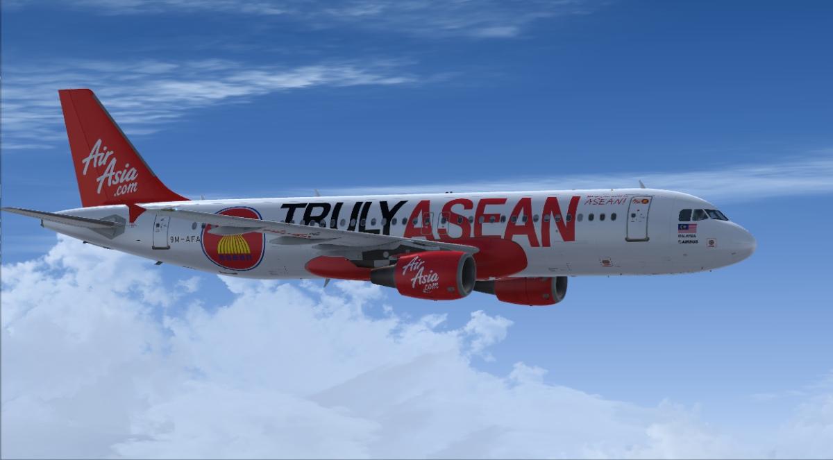 AirAsia fleet | SkyscraperCity