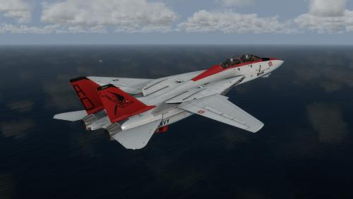Screenshot for VF-101 Grim Reapers Tomato F-14B
