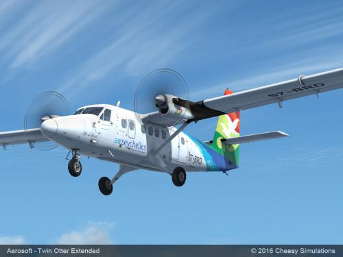 "Air Seychelles ""Isle of Bird"" (S7-BRD)"