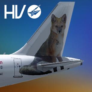 JetSMART Airbus A320 Zorro Culpeo (CC-AWI)