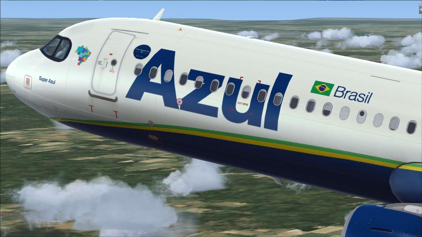Azul Linhas Aéreas Brasileiras PR-YJA Airbus A321 CFM