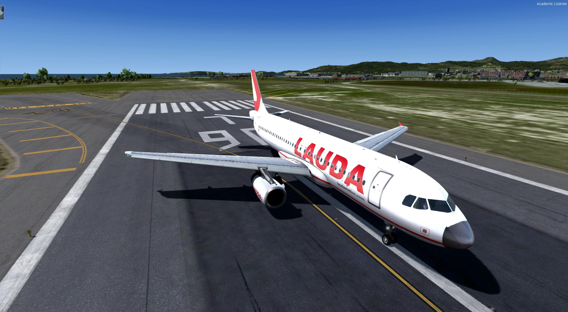 A320 IAE LAUDAMotion OE-IHD