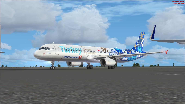 Aerosoft A321 Livery - Basyn