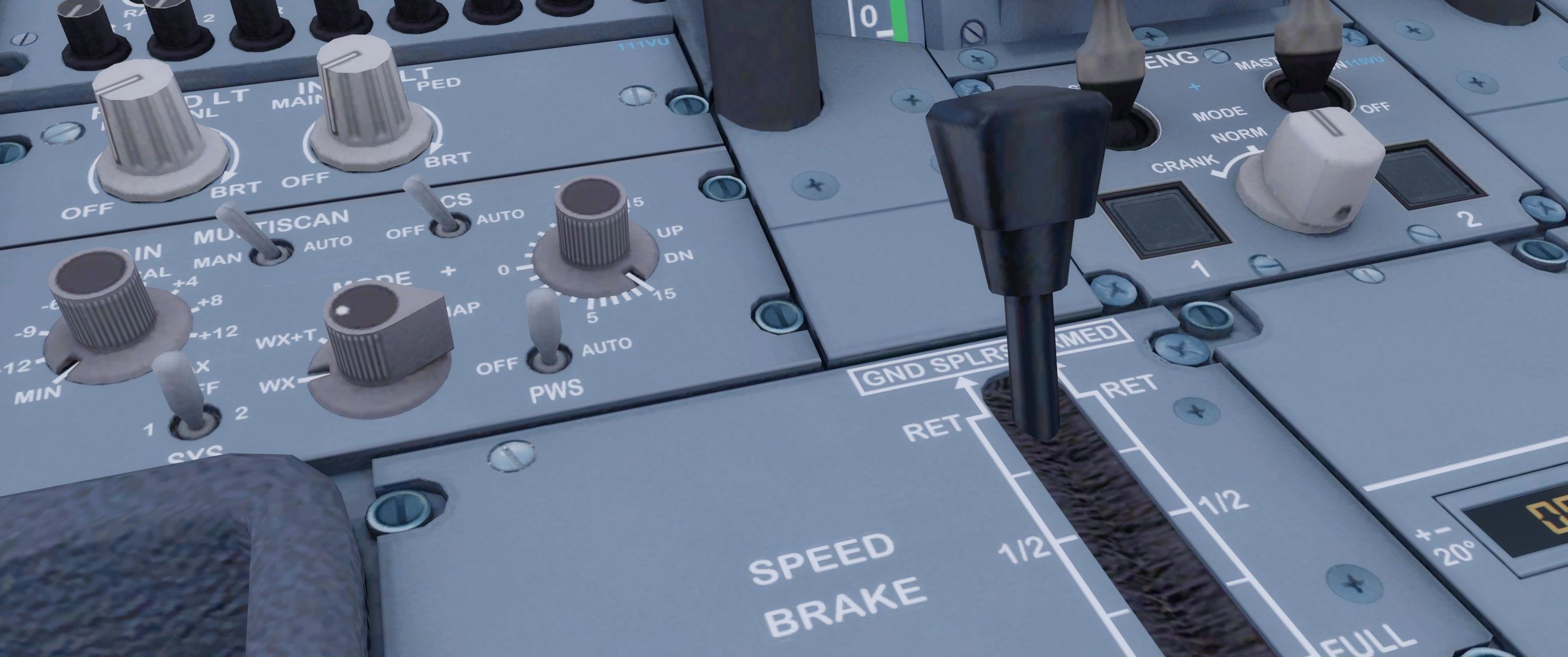 Airbus A320 & A321 2048px HD Virtual Cockpit - Airbus A320/A321