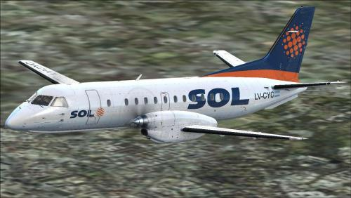 Carenado Saab 340 Repaints