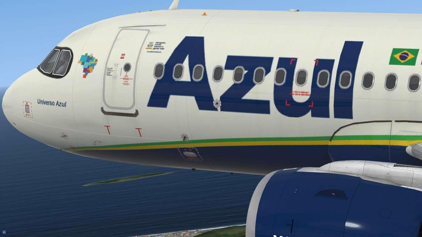 Azul Linhas Aéreas Brasileiras PR-YYJ Airbus A320neo CFM