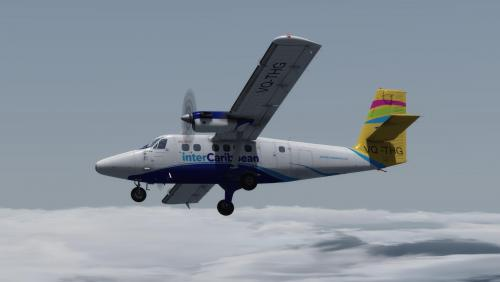 Twin Otter Extended Liveries Aerosoft Community Services