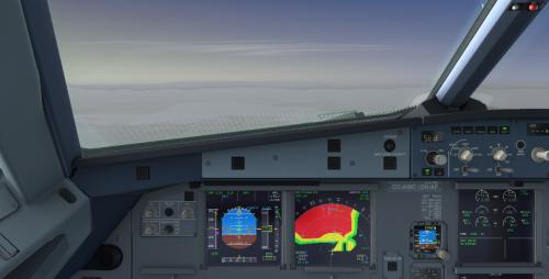 Screenshot for JetSMART Airbus A320 CC-AWC
