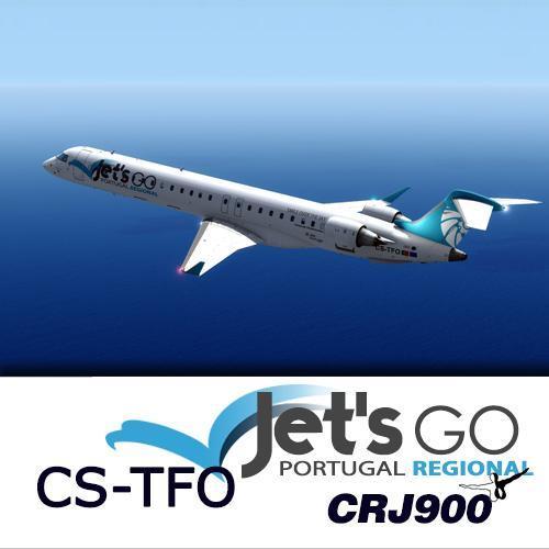 Screenshot for CRJ900ER Jet's Go Portugal Regional CS-TFO (version 2017) 1.0.0