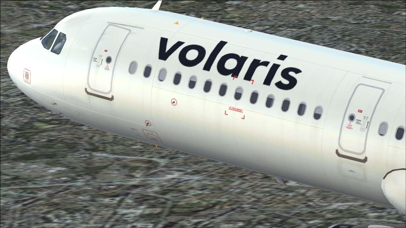Volaris XA-VRC Airbus A321 IAE