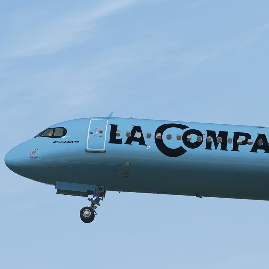 La Compagnie A21N LR