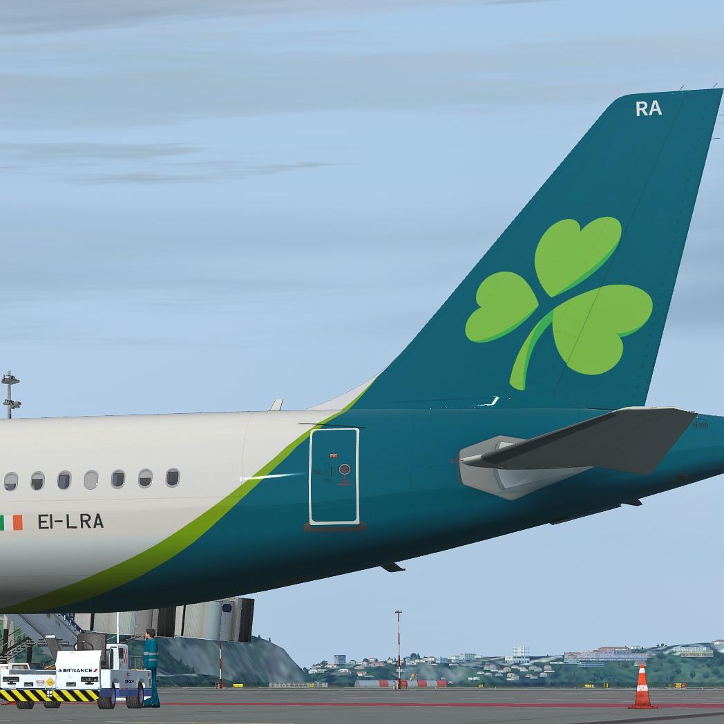 Aer Lingus A21N EI-LRA