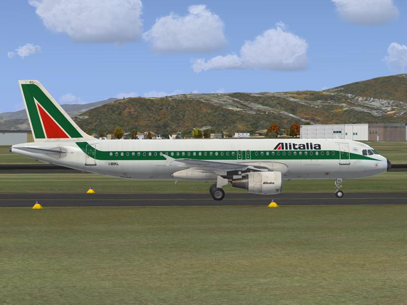 Aerosoft airbus x extended alitalia liveries : cardfomo