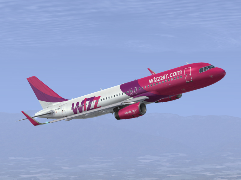 Airbus A320 Neo Wizz Air Ha Lwu Airbus A320 A321 Liveries Aerosoft Community Services