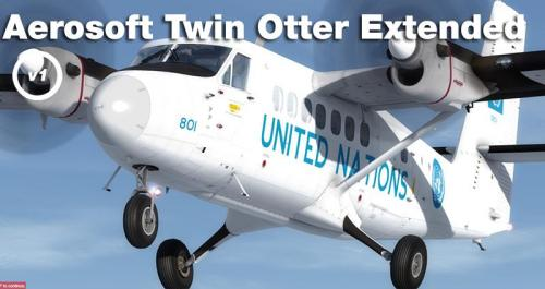 Twin Otter Extended liveries - AEROSOFT COMMUNITY SERVICES