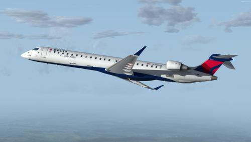 Screenshot for Delta Connection CRJ-900LR N319PQ Operated by Endeavor Air