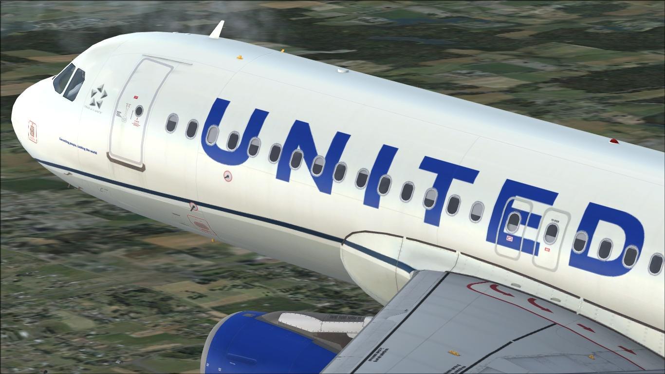 United Airlines (circa 2019) N449UA Airbus A320 IAE