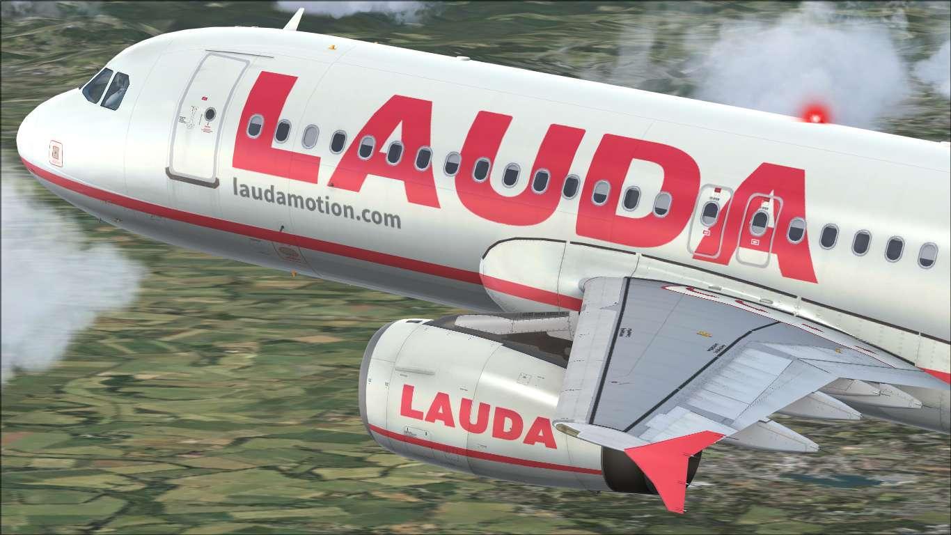 Laudamotion OE-LOB Airbus A320 IAE