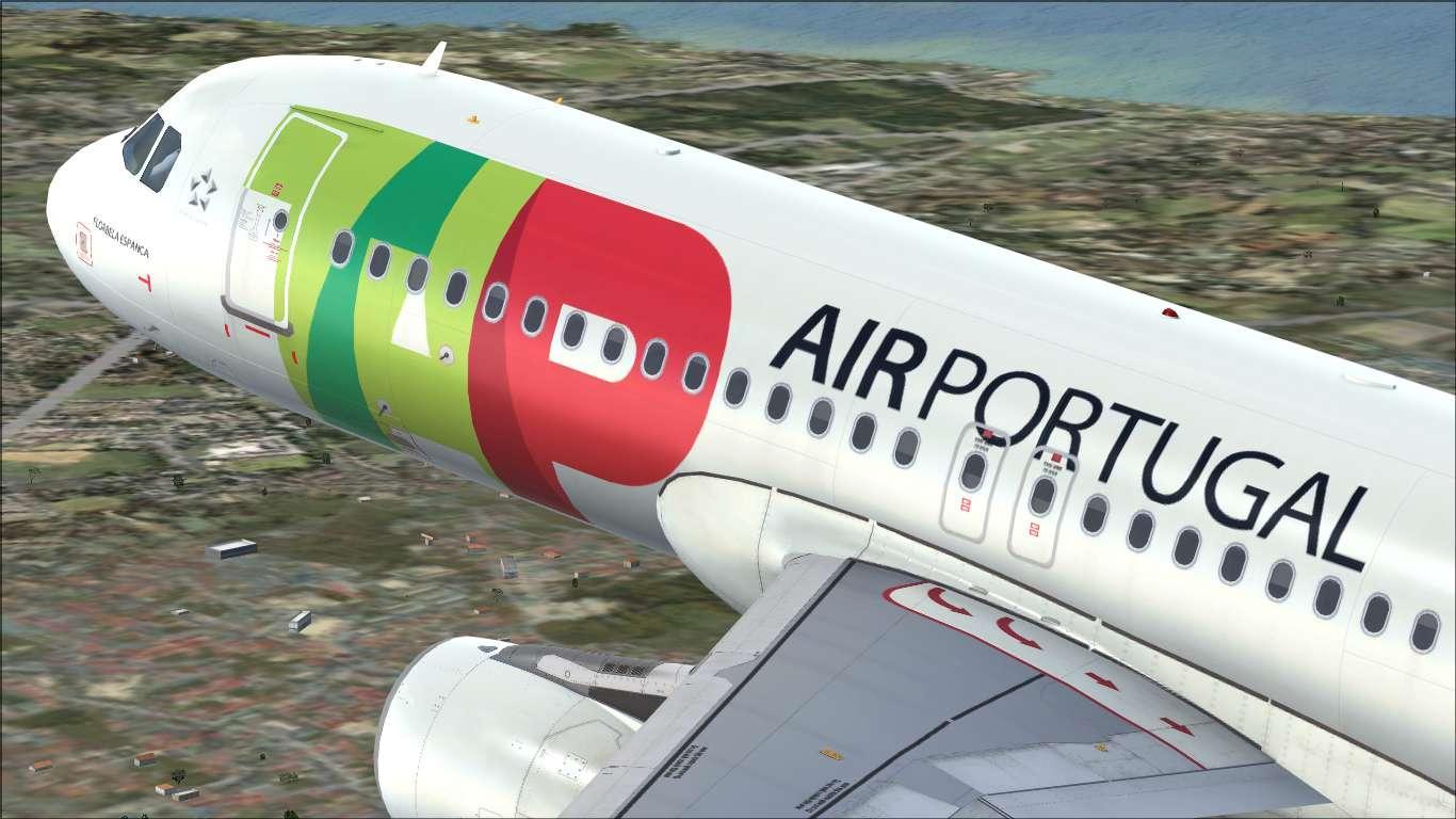 TAP Air Portugal CS-TNJ Airbus A320 CFM