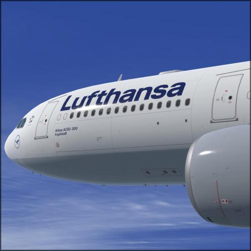 Lufthansa D-AIKL A330-300 RR